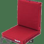 SKU: 015210 - Allpa klapbare stoel rood