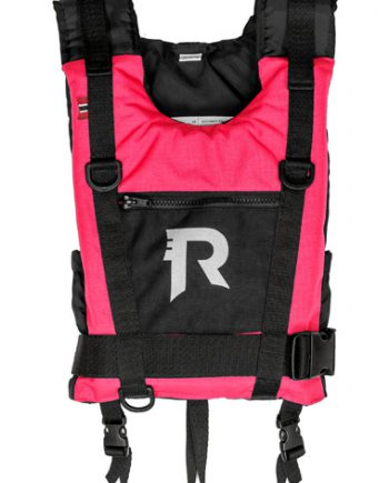 Regatta Action Explorer junior lichtgewicht allround watersportvest 25-40kg, roze