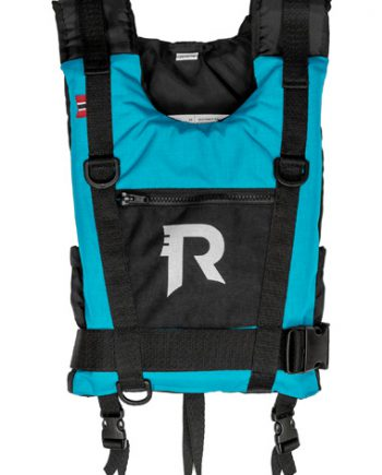 Regatta Action Explorer junior lichtgewicht allround watersportvest 25-40kg, turquoise
