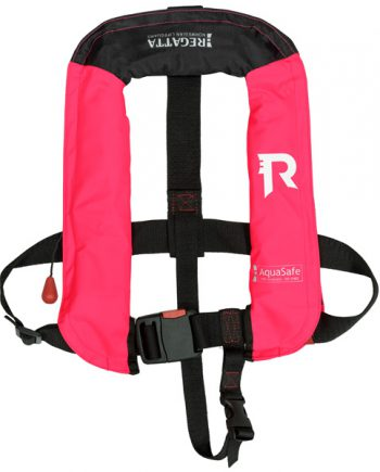 Regatta AquaSafe junior automatisch reddingsvest 25-40kg roze (CE ISO 12402-4 100W)