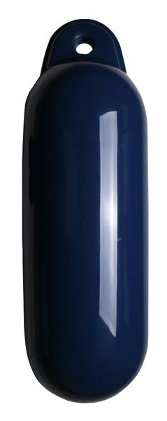 allpa Dropfender, Ø210mm, L=630mm, navy (maat 3) (opblaasbaar met kogelventiel)