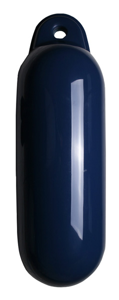 allpa Dropfender, Ø240mm, L=700mm, navy (maat 4) (opblaasbaar met kogelventiel)