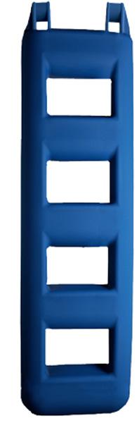 allpa Ladderfender 4-treeds, 250x120x950m, 5,0kg, blauw