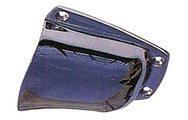 allpa RVS Luchthapper, 118x120x45mm
