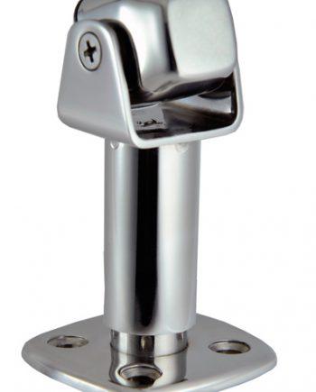 allpa RVS Magnetische deurhouder, houdkracht 3,5kg