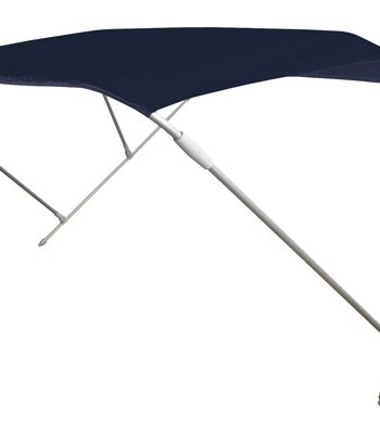 allpa zonnetent model Wilma, blauw, 255x255x140cm, aluminium beugels