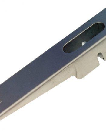 allpa Aluminium Klemkikker, L=170mm, max. lijn √ò18mm