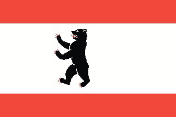 allpa Berlin vlag 20x30cm
