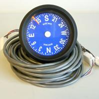 2.stuurstand-aanwijsinstrument voor M-4 Kompas-systeem