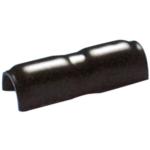 ABS-verbindingsstuk voor PVC Stootlijst L-5  Zwart