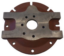 Adapterplaat /SAE-7 voor PRM -160-260