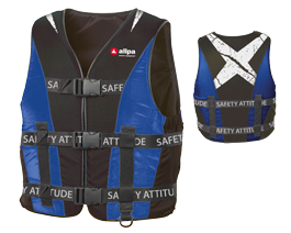Allpa Reddingsvest model Sport Maat XL > 80 kg  75 N