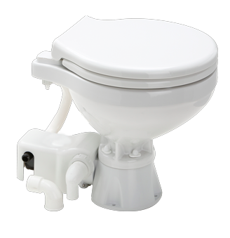 Allpa elektrisch toilet Evolution 24V/8A