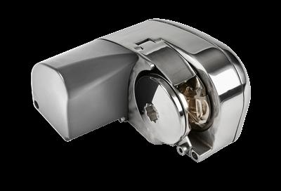 Ankerlier Horizontaal    model St Tropez  6mm  12V  500W  zonder verhaalkop