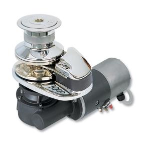 Ankerlier model Project 1000 10mm/24V/1000W met verhaalkop