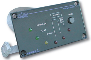 Bedieningspaneel voor Acculader model Dolphin 2