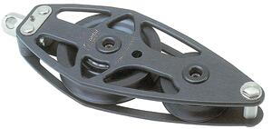 Blok Enkelschijfs  14mm D.75mm met Hondsvot