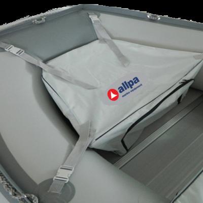 Boegtas voor Allpa Rubberboot L=350-390