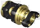 Centaflex Flexibele Schroefaskoppeling met Stuwdruklager  model AGM-200  max. 3000Nm (plezier)