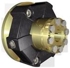 Centaflex koppeling  AM-80 1.2  max. 1125Nm (plezier)  D=63 5mm  Tk=108mm  Z=8x45º  M=M10