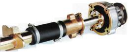 Centaflex koppeling  M-127 3.3  max. 250Nm (plezier)  D=47mm  Tk=74 5mm  Z=4x90º  M=M8