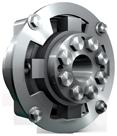 Centaflex koppeling  model M-160 2.3 (zakje tapeind) max. 500Nm (plezier)