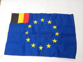 Combinatievlag EG-België 30 x 45cm