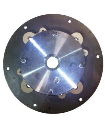 Demperplaat Kunststof voor Tmc Diam.276 Mm 270 Nm 33º