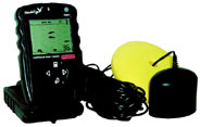 Draagbare Fish Finder  FF3000P