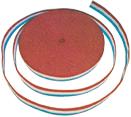 Hangband Rood-wit-blauw 40mm; Rol Van 70mtr