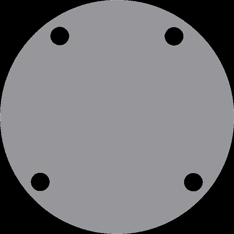 Johnson Pomp bronzen deksel voor pomp F35 (vervangt Jabsco 29305)