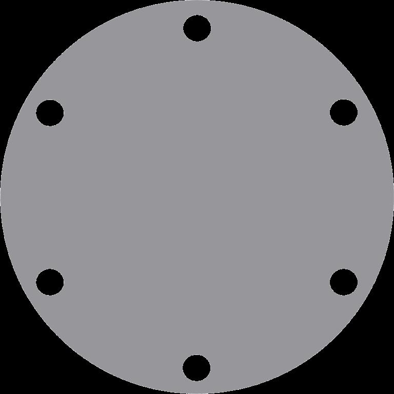 Johnson Pomp bronzen deksel voor pomp F35 (vervangt Jabsco AL6-200)