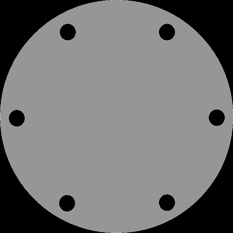 Johnson Pomp bronzen deksel voor pomp F4/F5 (vervangt Jabsco 3992)