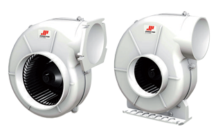 Johnson Pump Afzuigventilatoren voor motorruimtes  Air-V 4-550  24V  7 0A  550m³/h  flexmontage