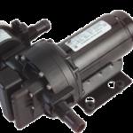 Johnson Pump Aqua Jet flow master WPS-FM 5.0 waterdruksysteem  24V/150W  19l/min  max. 3 5bar