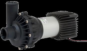 Johnson Pump Heavy Duty circulatiepomp CM90P7-1 BL  12V  55/115l/min  aansluiting Ø20mm  IP67
