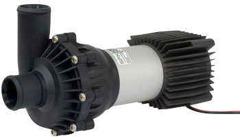 Johnson Pump Heavy Duty circulatiepomp CM90P7-1 BL  24V  55/115l/min  aansluiting Ø20mm  IP67