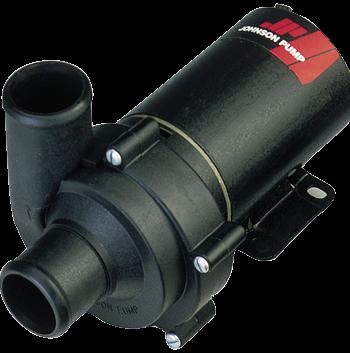 Johnson Pump Heavy Duty circulatiepomp CO90  24V  100l/min  aansluiting Ø38mm  IP31