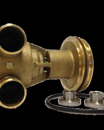 Johnson Pump bronzen koelwater-impellerpomp F7B-9 (Vetus STM8921  Vetus/Deutz DT(A)64/66/67)