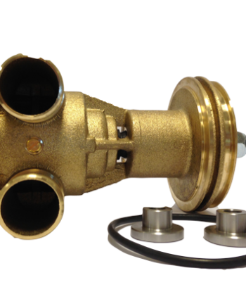 Johnson Pump bronzen koelwater-impellerpomp F7B-9 (Vetus STM8922  Vetus/Deutz DT(A)43/44)