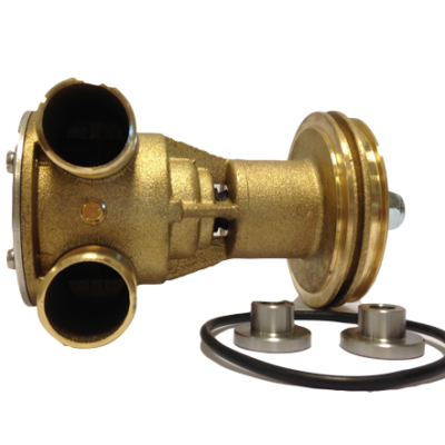 Johnson Pump bronzen koelwater-impellerpomp F7B-9 (Vetus STM8922  Vetus/Deutz DT(A)43/44)