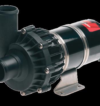 Johnson Pump circulatiepomp CM90  kunststof behuizing  24V  115l/min  Ø38mm  IP67 (10-24664-10)