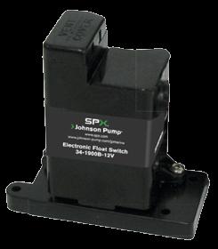 Johnson Pump elektronische vlotterschakelaar  12V/15A