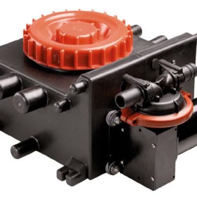 Johnson Pump grijswater-tank 185x280x340mm incl. ultima switch vlotterschakelaar