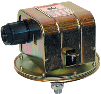 Johnson Pump vacuum switch (max. 16A)