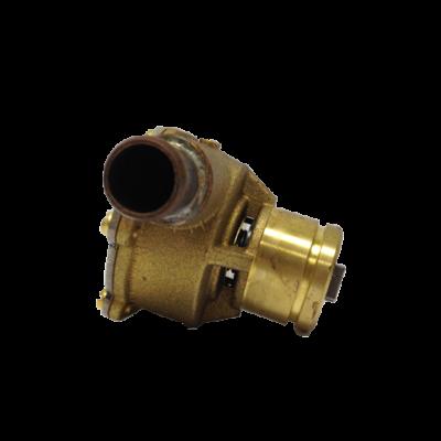 Johnson Pump zelfaanzuigende bronzen koelwater-impellerpomp F4B-9 (Fischer Panda)
