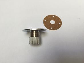 Kabeldoorvoer  12mm