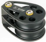 Keerblok  12mm-lijn  D.65mm
