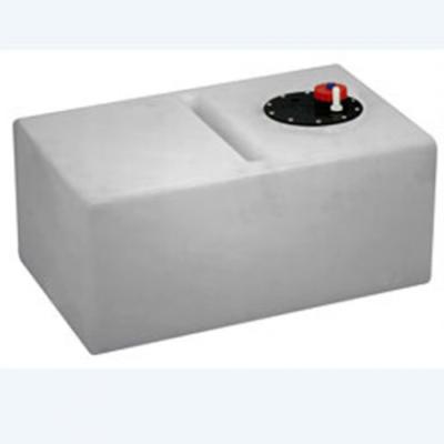 Kunststof Drinkwatertank 110lt Hor.  910x410x300mm+flensplaat