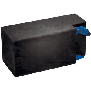 Kunststof Vuilwatertank 53ltr 550 x 390 x 200mm